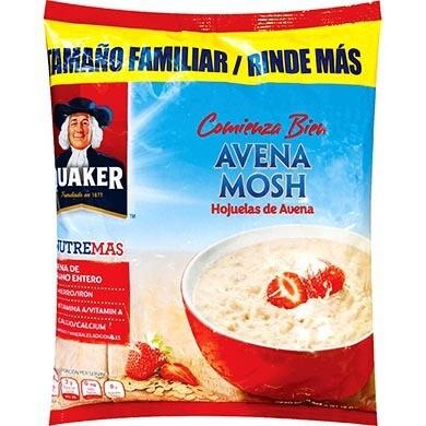 Quaker Avena Mosh