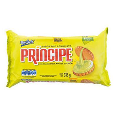 Marinela Principe sabor Limón