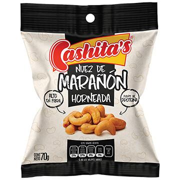 Cashita's Nuez de Marañón Horneada