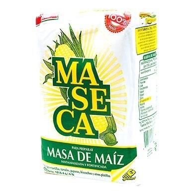 Maseca Harina de Maíz