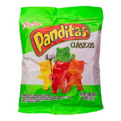 Ricolino Panditas de Goma