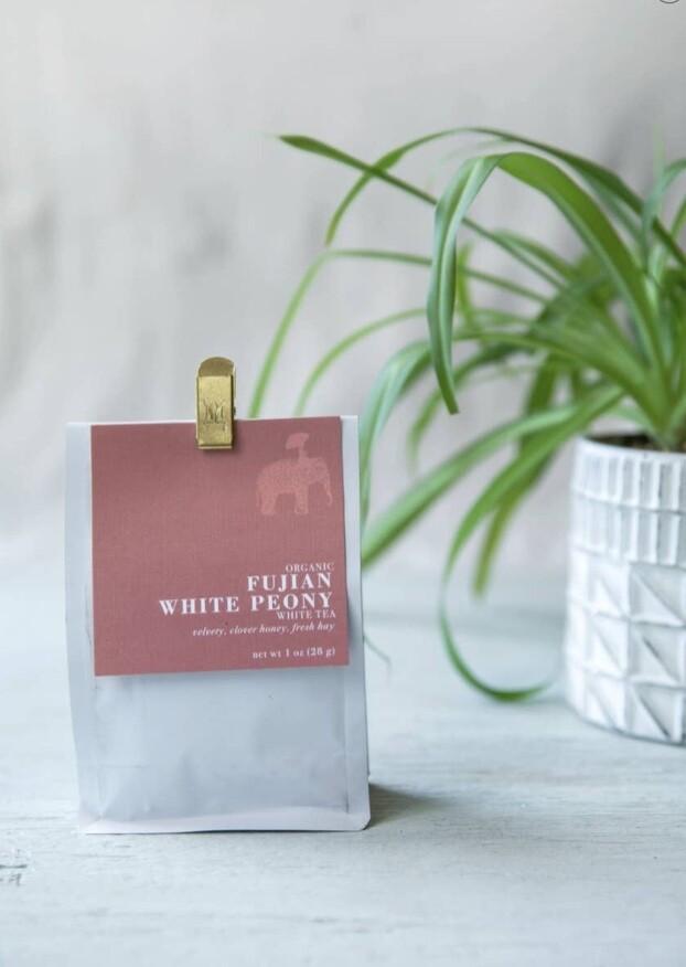 Fujian White Peony White Tea { 1oz Bag} 💚