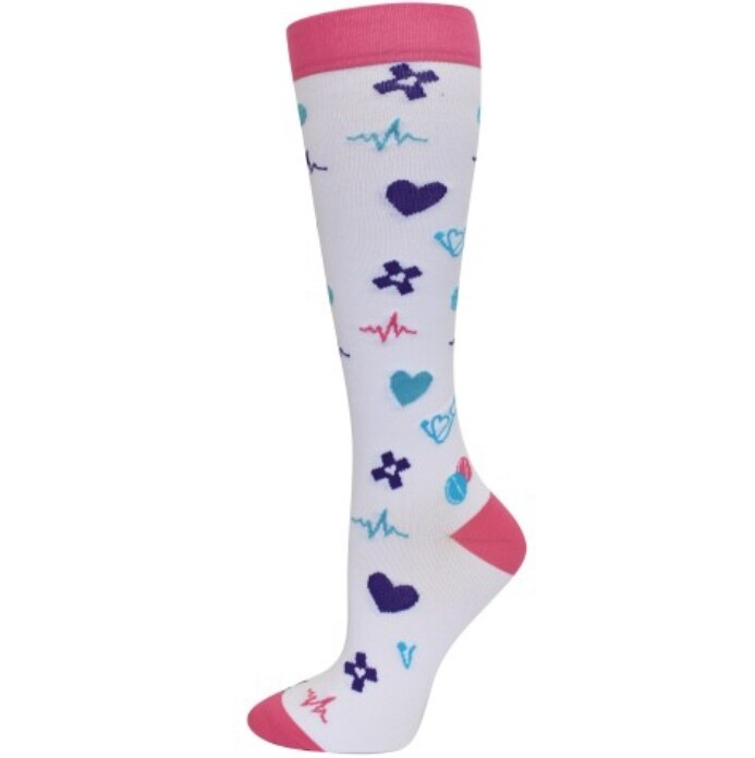 Medical Icons Premium + 15-20mmHg Compression Sock 💚