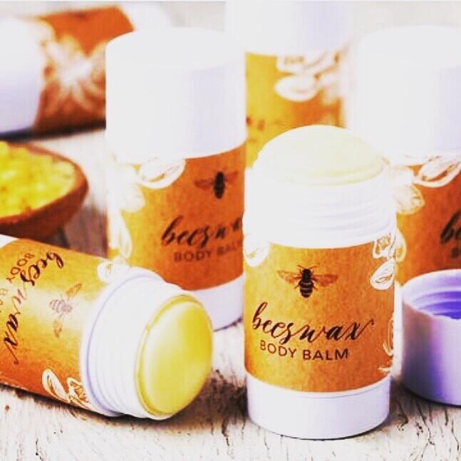 Bees Wax Body Balm