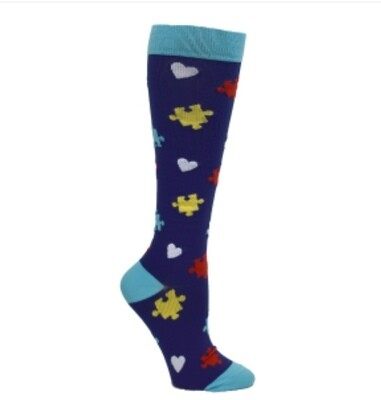 Premium Autism Awareness Fashion Compression sock