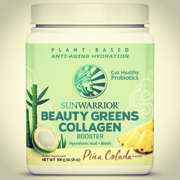 Beauty Greens Collagen Booster Pina Colada 💚