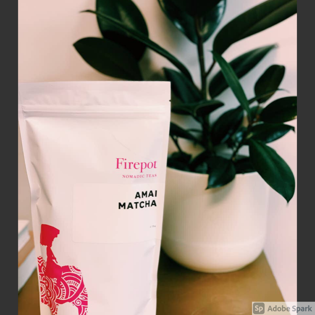 Amai Matcha Tea, {2 lb Bag} 💚