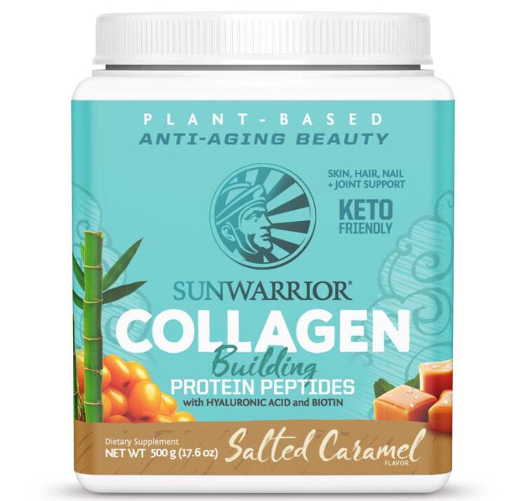 Collagen Building Protein Peptides Salted Caramel