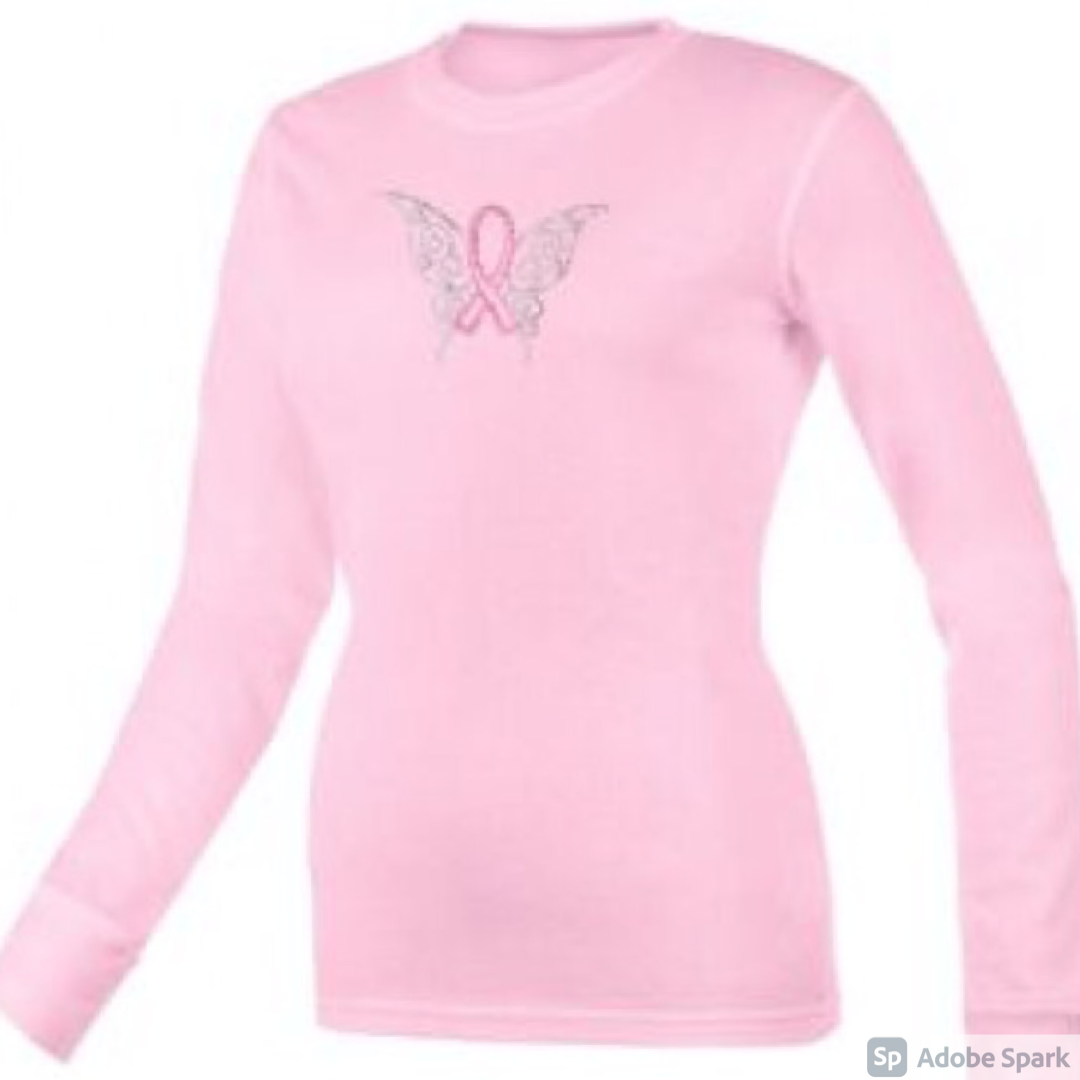 Ribbon Butterfly Thermal