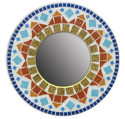Large Mosaic Mirror Kit