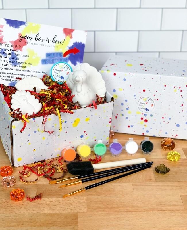 Deluxe Turkey Art Box