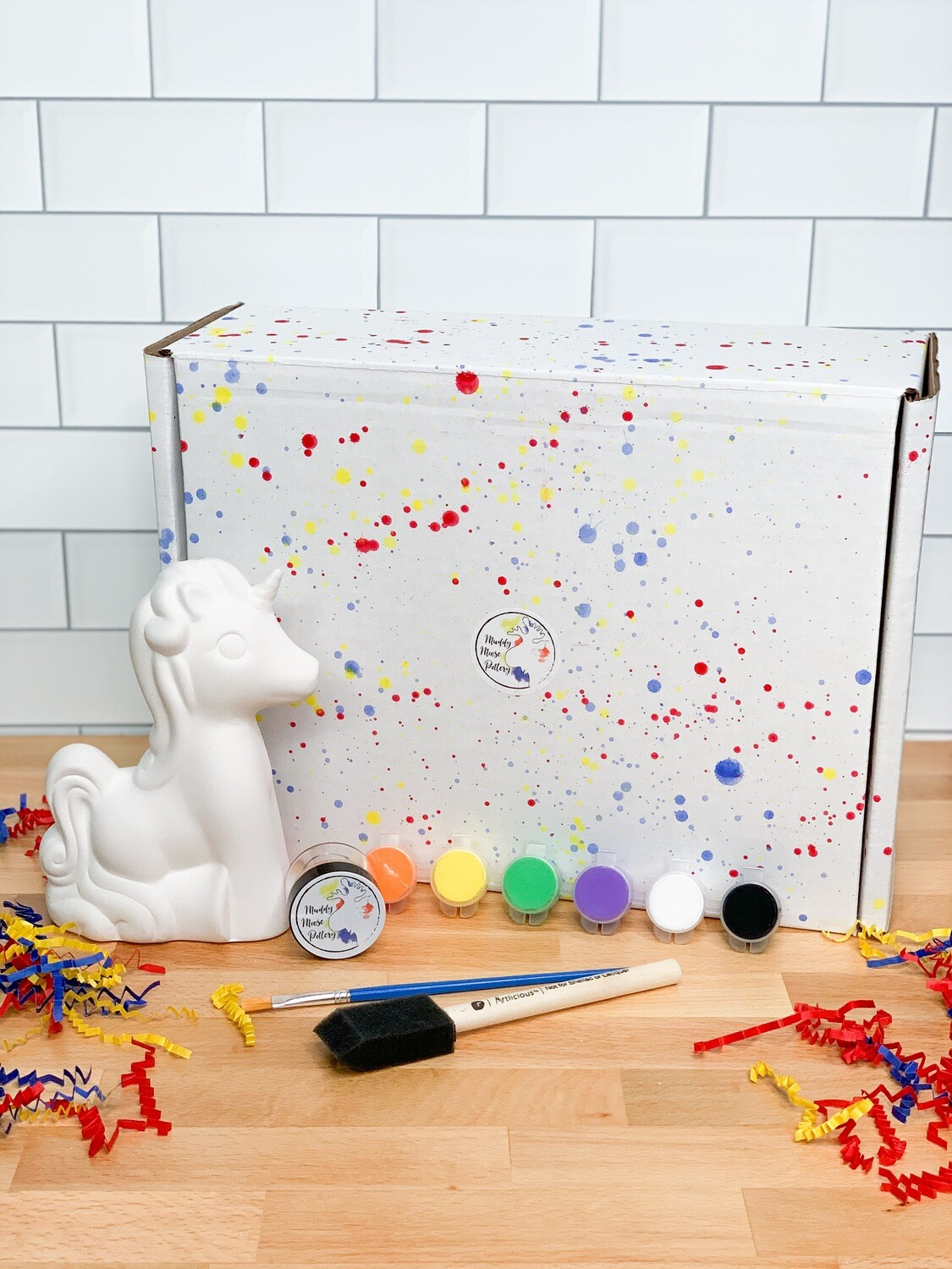 Standard Unicorn Art Box