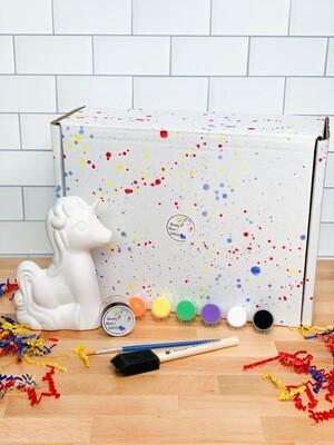 Standard Unicorn Art Box