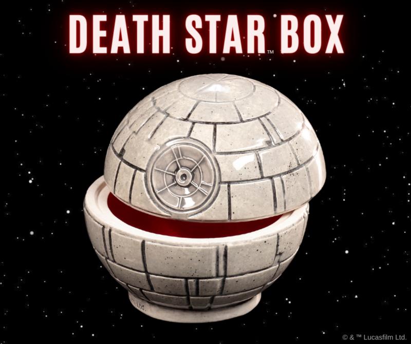 Deluxe Star Wars Death Star Art Box