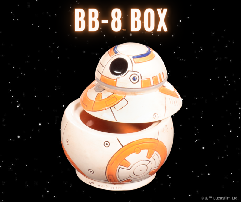 Deluxe Star Wars BB-8 Art Box
