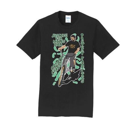 Black 3XL T-shirt