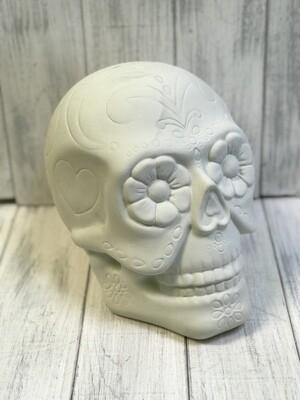 Biggie Sugar Skull Bank