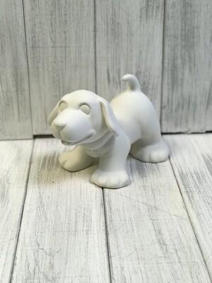 Standing Dog Bank