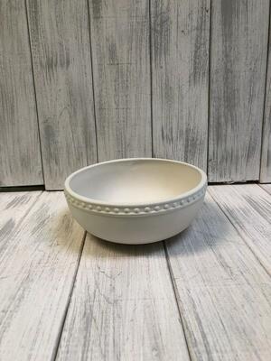 Beaded Rim Bowl