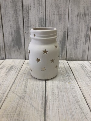 Medium Jar Star Lantern