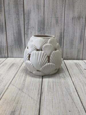 Large Shell Lantern