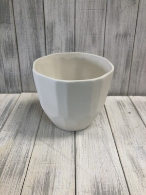 Faceted Utensil Holder