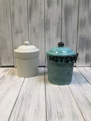 Small Round Canister