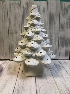 Supreme Lighted Christmas Tree 13 3/4