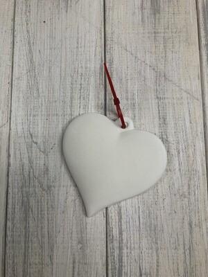 Heart Ornament Large