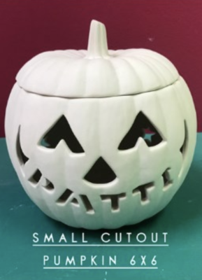 Cut-Out Pumpkin PRE-ORDER