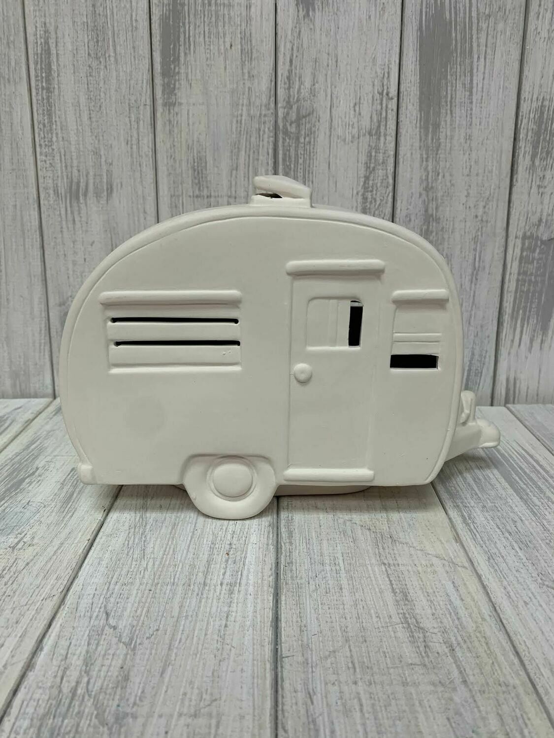 Vintage Camper Light Up