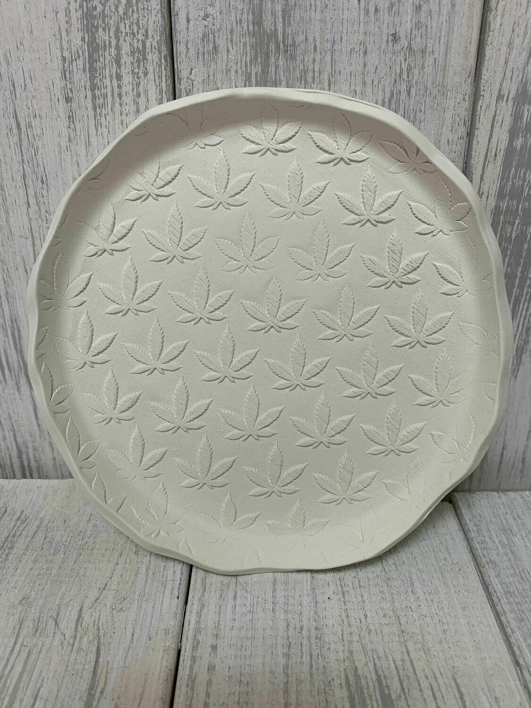 Homegrown Round Kush Dish