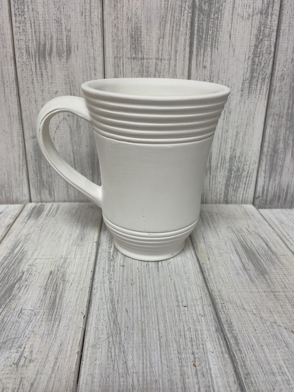 Stoneware Lisa Mug