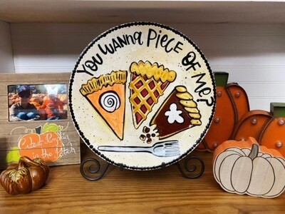 Pie Plate Kit