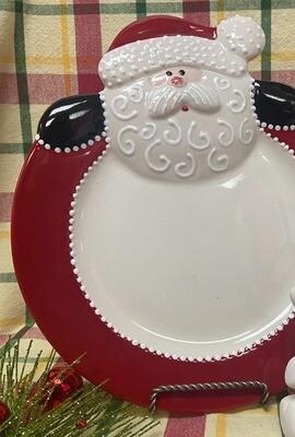 Santa Rim Plate