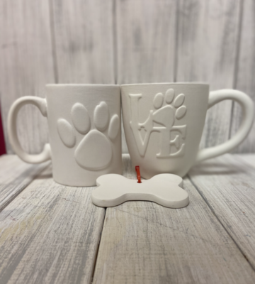 Dog Lover Mug To-Go Kit