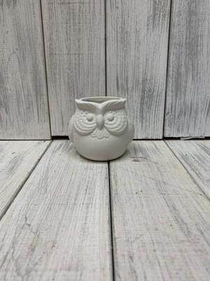 Small Owl Planter