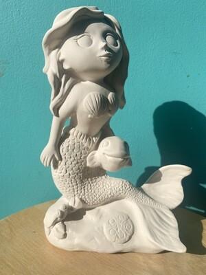 Not So Biggy Mermaid