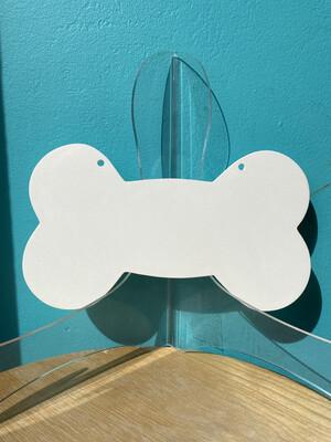 Dog Bone Plaque XL