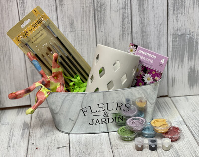 Mother's Day Lantern Kit to-go