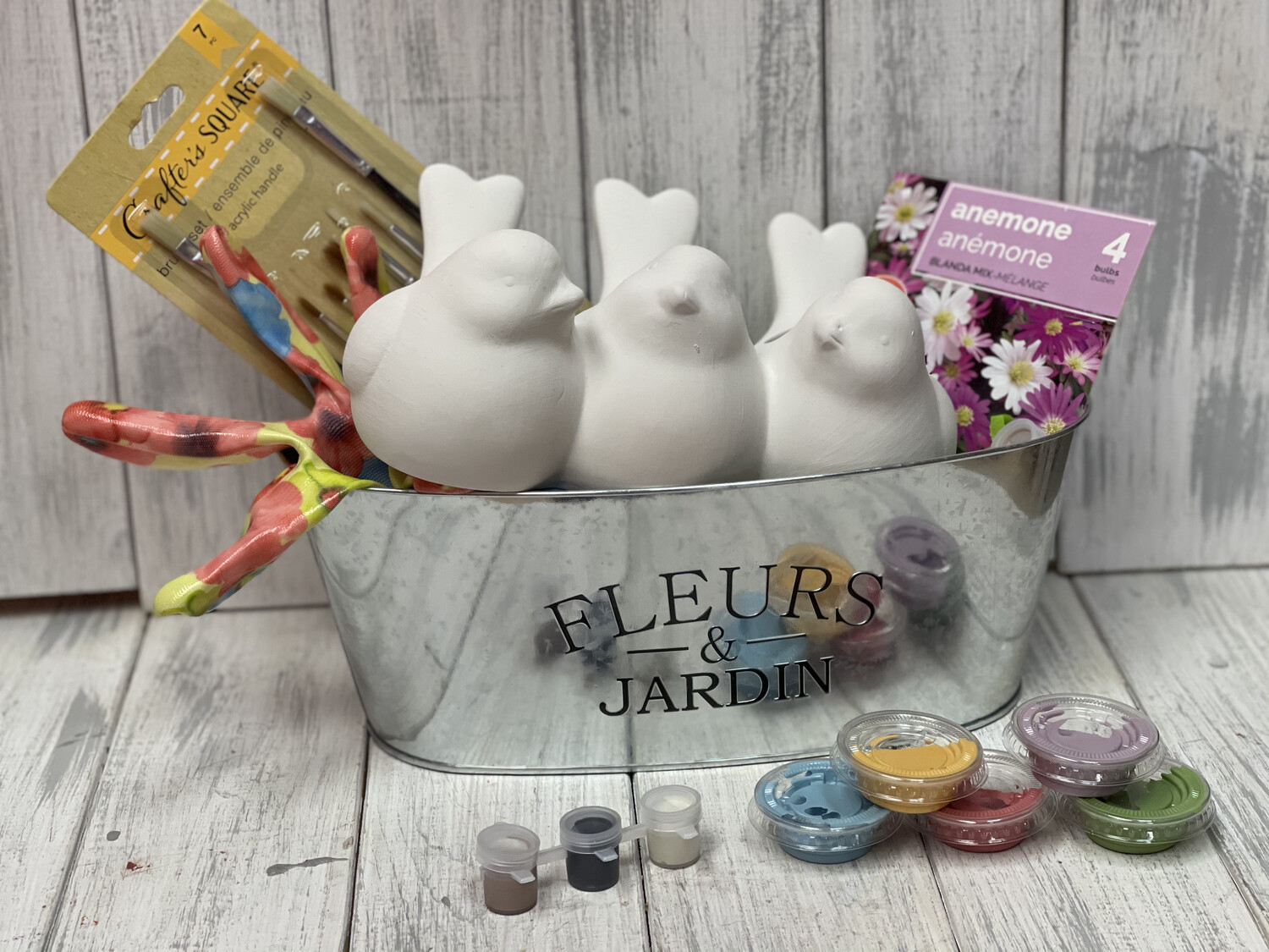 Large Mother's Day Planter Kit to-go