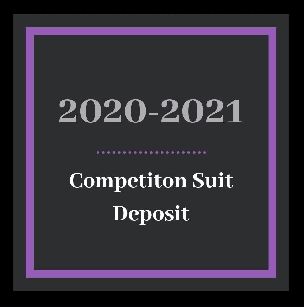 Women's Competition Suit Deposit