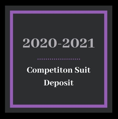 Women's Competition Suit Deposit