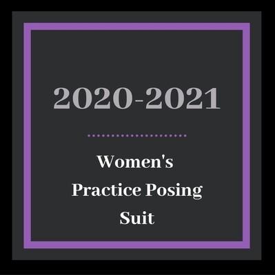 Women's Practice Posing Suit