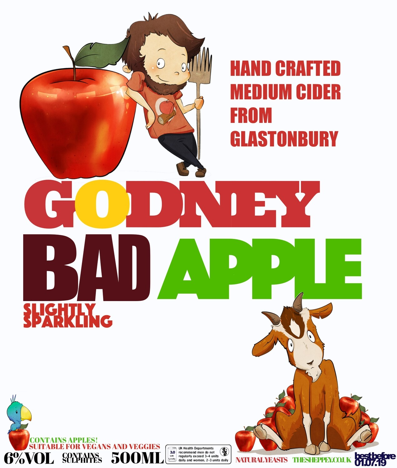 godney bad apple 4.5%