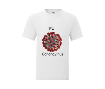 FU CORONA-VIRUS T-SHIRT