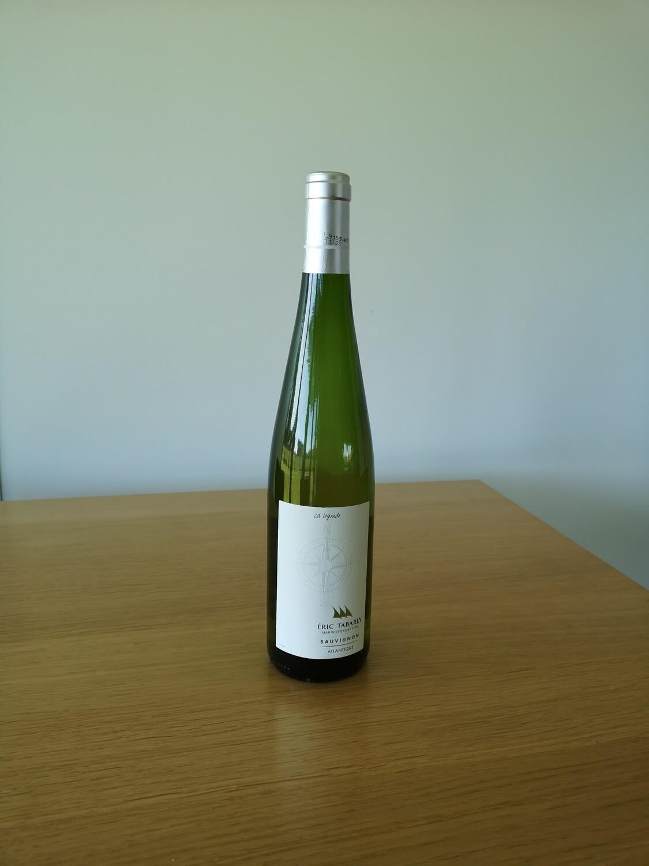 Bouteille de Vin blanc Sauvignon