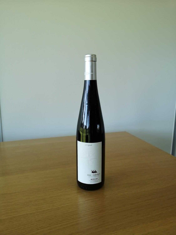 Bouteille de Vin Rouge Merlot