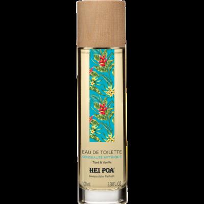 Parfum Bleu Tiaré et vanille