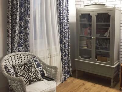Шкафы в русском стиле